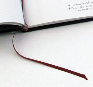 Ribbon markers